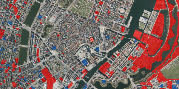 Jordforureningskort på Ved Stranden 16, 4. , 1061 København K