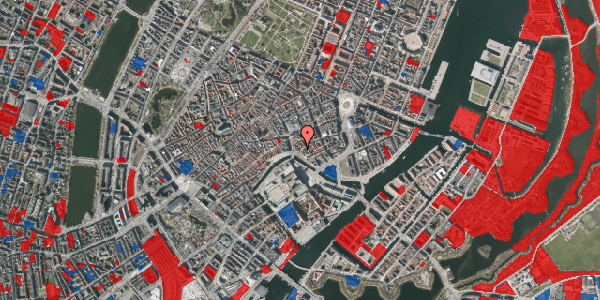 Jordforureningskort på Ved Stranden 20, 3. , 1061 København K
