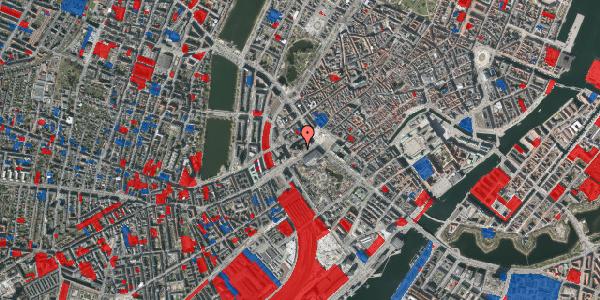 Jordforureningskort på Vesterbrogade 2D, 3. , 1620 København V