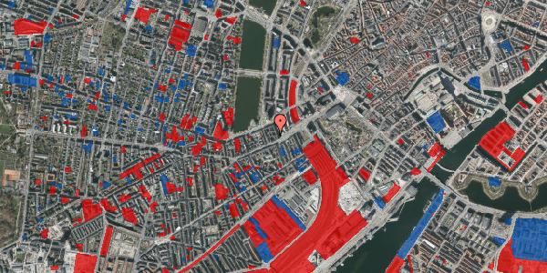 Jordforureningskort på Vesterbrogade 14A, 4. tv, 1620 København V