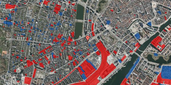 Jordforureningskort på Vesterbrogade 16, 1. , 1620 København V