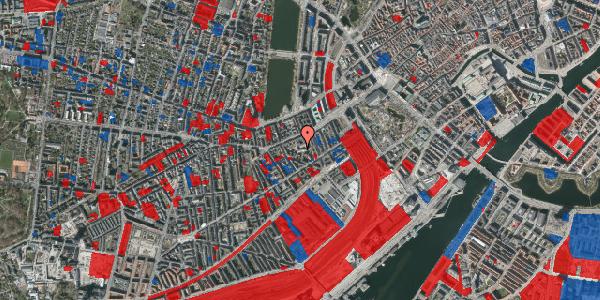 Jordforureningskort på Vesterbrogade 29C, 4. tv, 1620 København V