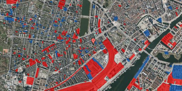 Jordforureningskort på Vesterbrogade 29D, 2. tv, 1620 København V