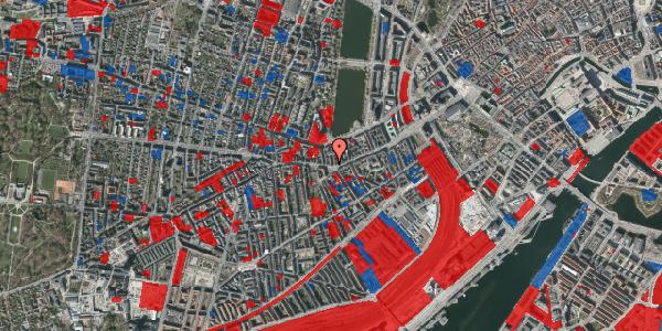 Jordforureningskort på Vesterbrogade 46, 4. tv, 1620 København V