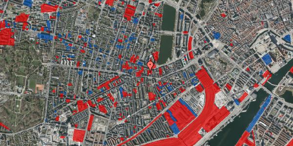 Jordforureningskort på Vesterbrogade 62B, 4. tv, 1620 København V