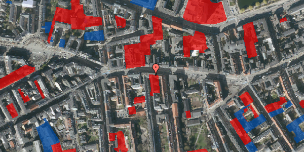 Jordforureningskort på Vesterbrogade 65, kl. , 1620 København V