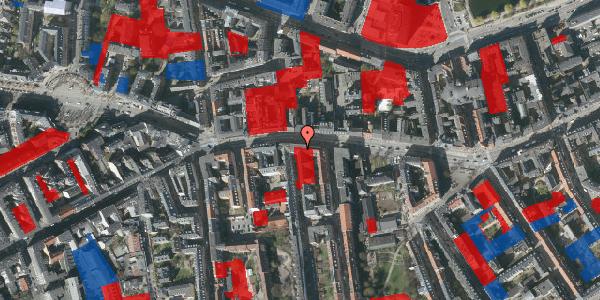 Jordforureningskort på Vesterbrogade 65, st. tv, 1620 København V