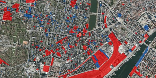Jordforureningskort på Vesterbrogade 69A, 4. tv, 1620 København V
