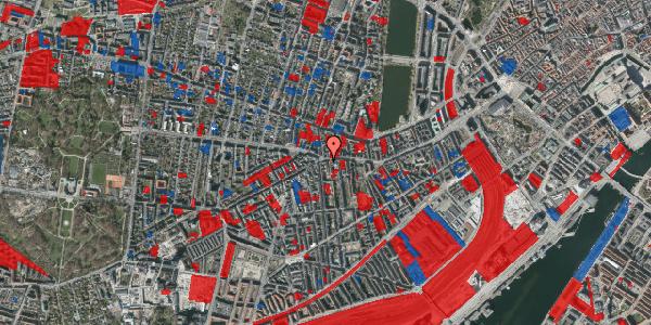 Jordforureningskort på Vesterbrogade 73B, 3. tv, 1620 København V