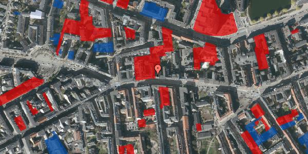 Jordforureningskort på Vesterbrogade 74, 3. , 1620 København V