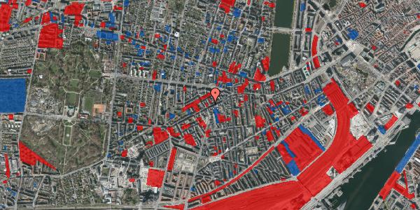 Jordforureningskort på Vesterbrogade 104, 3. tv, 1620 København V