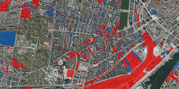 Jordforureningskort på Vesterbrogade 110, kl. 2, 1620 København V