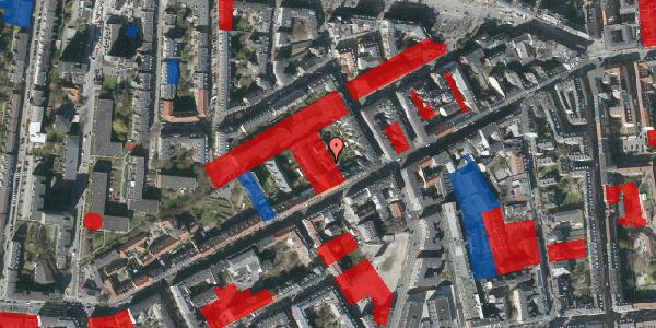 Jordforureningskort på Vesterbrogade 112A, kl. 1, 1620 København V