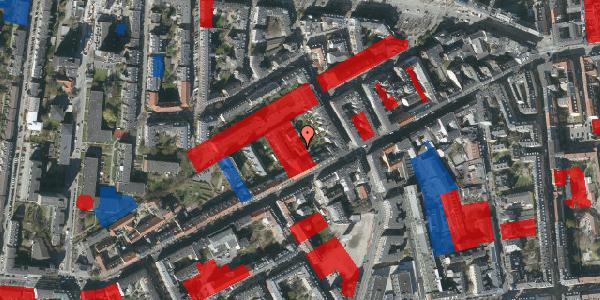 Jordforureningskort på Vesterbrogade 112A, 4. tv, 1620 København V