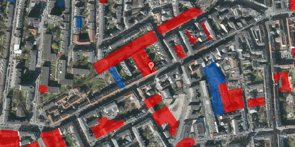 Jordforureningskort på Vesterbrogade 114, 3. 6, 1620 København V