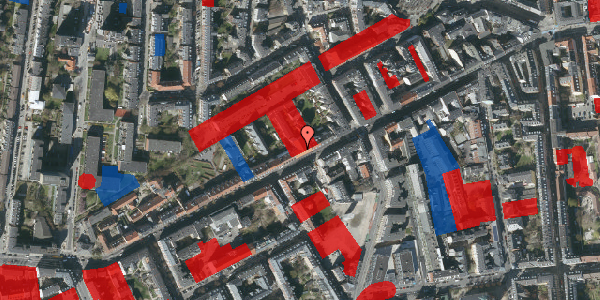Jordforureningskort på Vesterbrogade 114, 4. 2, 1620 København V