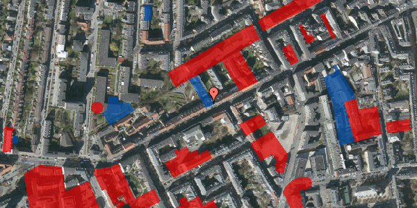 Jordforureningskort på Vesterbrogade 124, 3. , 1620 København V