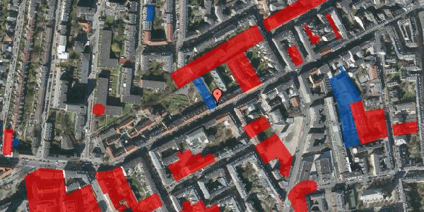 Jordforureningskort på Vesterbrogade 124, 4. , 1620 København V