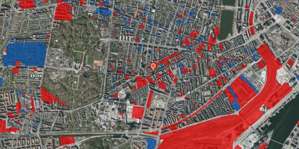 Jordforureningskort på Vesterbrogade 148B, 2. tv, 1620 København V