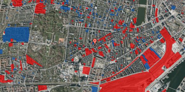 Jordforureningskort på Vesterbrogade 148H, 1. , 1620 København V