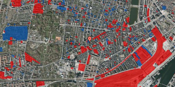 Jordforureningskort på Vesterbrogade 148N, 2. 2, 1620 København V