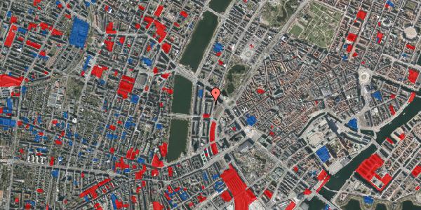 Jordforureningskort på Vester Farimagsgade 35A, 4. tv, 1606 København V