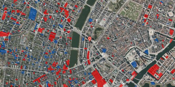 Jordforureningskort på Vester Farimagsgade 35B, 6. th, 1606 København V