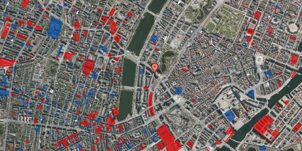 Jordforureningskort på Vester Farimagsgade 41, 7. , 1606 København V