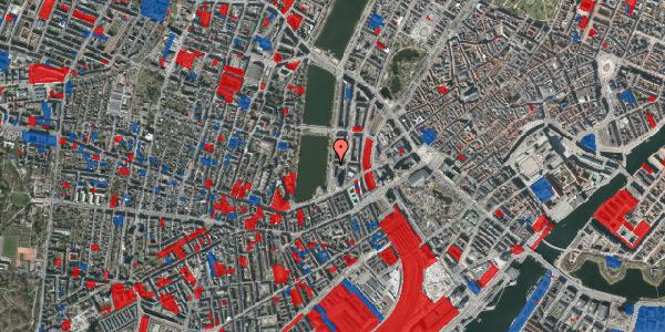 Jordforureningskort på Vester Søgade 10, 1601 København V