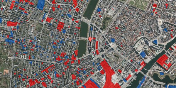 Jordforureningskort på Vester Søgade 18, 2. tv, 1601 København V