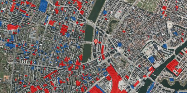 Jordforureningskort på Vester Søgade 22, 4. th, 1601 København V