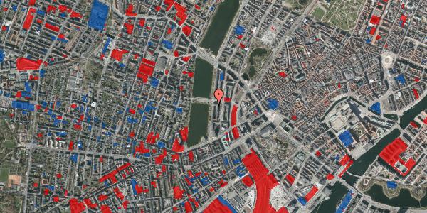 Jordforureningskort på Vester Søgade 24, 3. th, 1601 København V