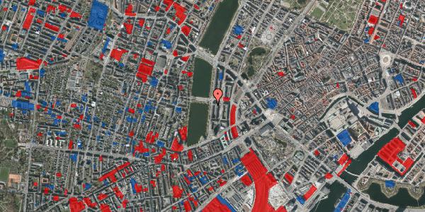 Jordforureningskort på Vester Søgade 24, 3. tv, 1601 København V