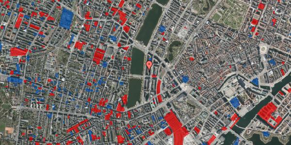 Jordforureningskort på Vester Søgade 46, 4. tv, 1601 København V