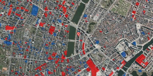 Jordforureningskort på Vester Søgade 48, 5. tv, 1601 København V
