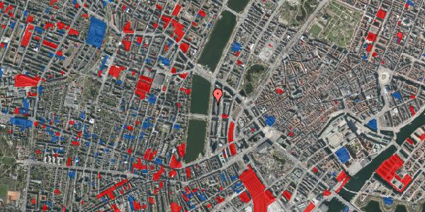 Jordforureningskort på Vester Søgade 52, 1. tv, 1601 København V