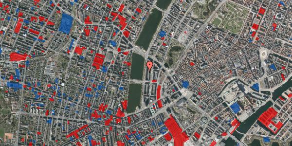 Jordforureningskort på Vester Søgade 54, 4. th, 1601 København V