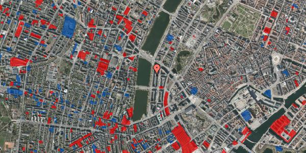 Jordforureningskort på Vester Søgade 58, 3. tv, 1601 København V