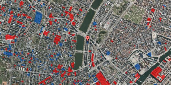 Jordforureningskort på Vester Søgade 66, 4. th, 1601 København V