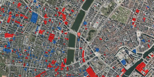 Jordforureningskort på Vester Søgade 72, st. tv, 1601 København V