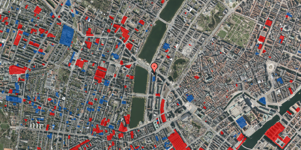 Jordforureningskort på Vester Søgade 74, 2. tv, 1601 København V