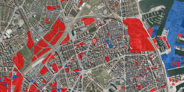 Jordforureningskort på Victor Bendix Gade 10, 1. th, 2100 København Ø
