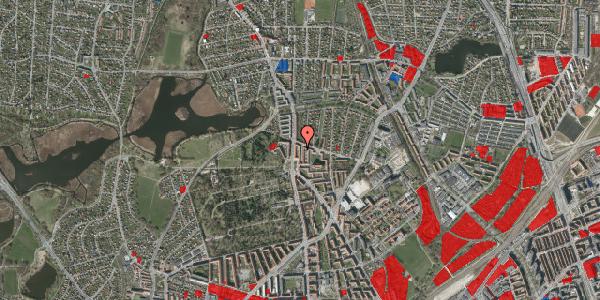 Jordforureningskort på Vilhelm Birkedals Vej 6, 2. th, 2400 København NV