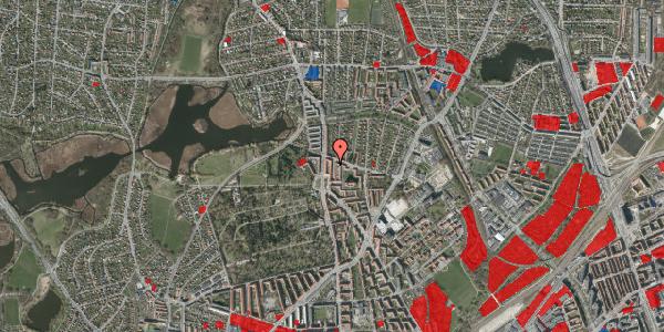 Jordforureningskort på Vilhelm Birkedals Vej 6, 2. tv, 2400 København NV