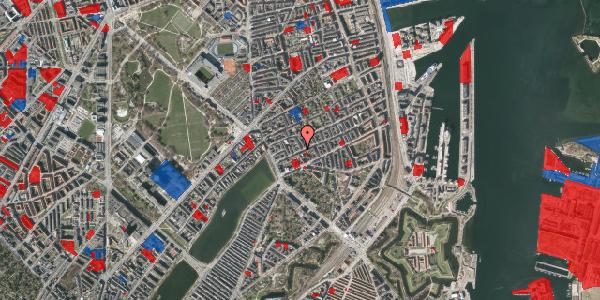 Jordforureningskort på Willemoesgade 29, 2. tv, 2100 København Ø