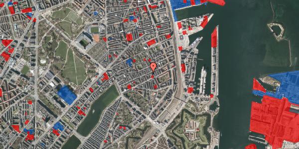 Jordforureningskort på Willemoesgade 56, 1. , 2100 København Ø