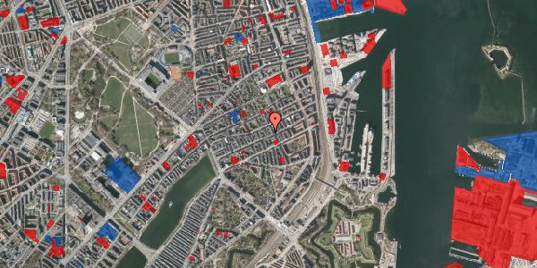 Jordforureningskort på Willemoesgade 59, 3. tv, 2100 København Ø