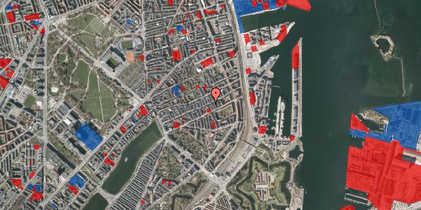 Jordforureningskort på Willemoesgade 60, 3. tv, 2100 København Ø