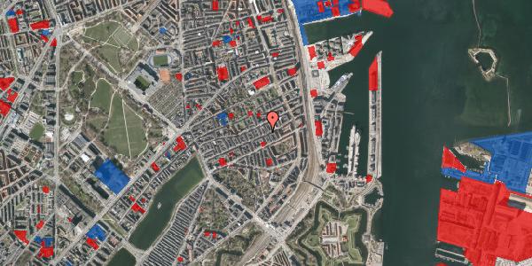 Jordforureningskort på Willemoesgade 67, 1. , 2100 København Ø