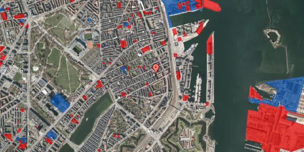 Jordforureningskort på Willemoesgade 79, 5. , 2100 København Ø